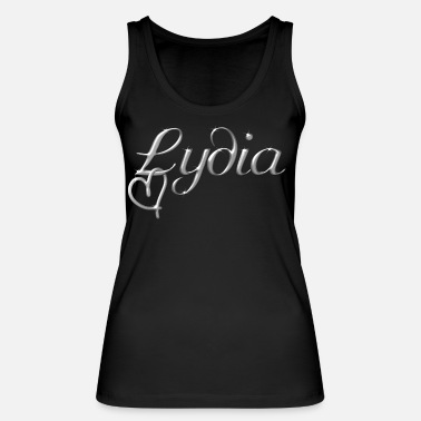Name Day Lydia name first name name day - Women's Organic Tank Top by Stanley & Stella