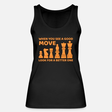 Move move - Women's Organic Tank Top by Stanley & Stella