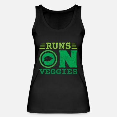 Vegetarian Vegetarian vegetarian - Women's Organic Tank Top by Stanley & Stella
