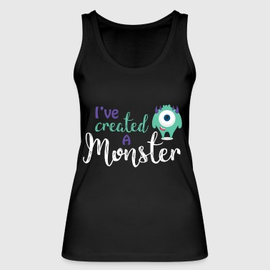 Parents - child - Partnerlook - Monster parents - Women's Organic Tank Top by Stanley & Stella