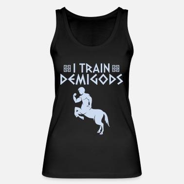 Centauro Centauro Centauro mitología griega regalo - Camiseta de tirantes orgánica  mujer a5080fa26b9