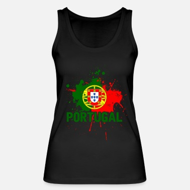 Portugal Portugal - Women's Organic Tank Top by Stanley & Stella