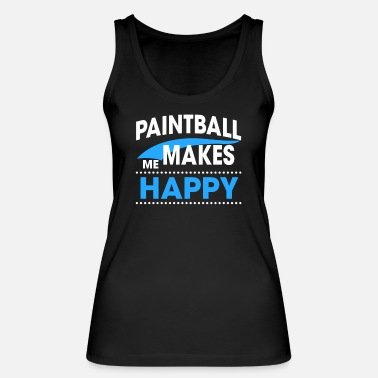 Paintball PAINTBALL - Women's Organic Tank Top