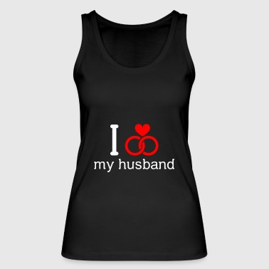 Husband husband - Women's Organic Tank Top by Stanley & Stella