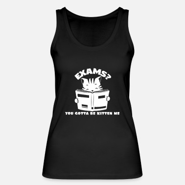 Uni Uni cat - Women's Organic Tank Top