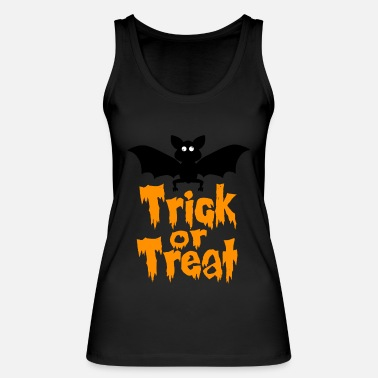 Trick Or Treat Fledermaus trick or treat - Frauen Bio Tank Top von Stanley & Stella
