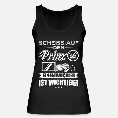 Development Developer SCHEISS PRINZ developer - Women's Organic Tank Top