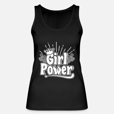Girl Power Girl Power - Girl Power - Women's Organic Tank Top