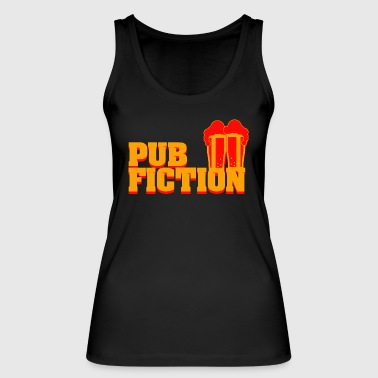 Bar Pub Pub Fiction - Women's Organic Tank Top by Stanley & Stella