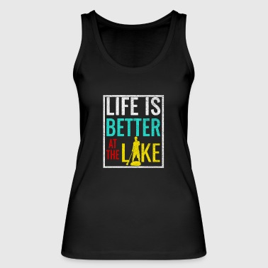 Paddle boat paddle paddle gift - Women's Organic Tank Top by Stanley & Stella