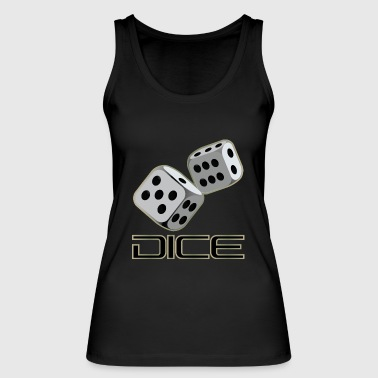 DICE - DICE - Women's Organic Tank Top by Stanley & Stella