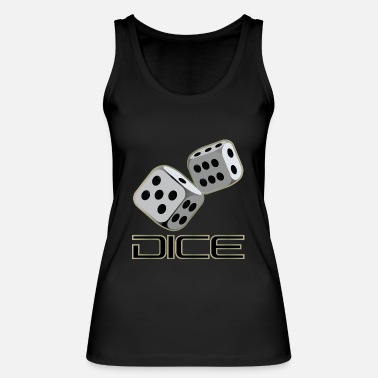 Dice DICE - DICE - Women's Organic Tank Top by Stanley & Stella