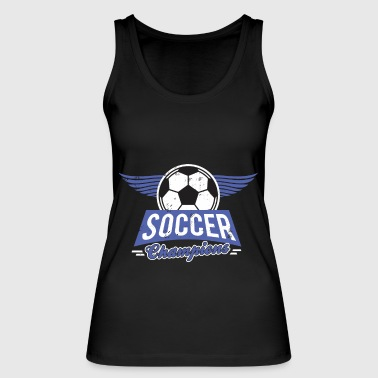 Soccer Soccer - Soccer - Soccer - Women's Organic Tank Top by Stanley & Stella