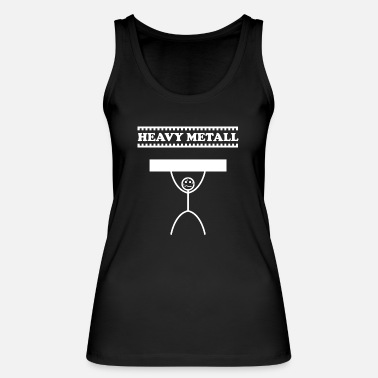 Heavy Metal Heavy Metal / Heavy Metal / Heavy Metal - Women's Organic Tank Top