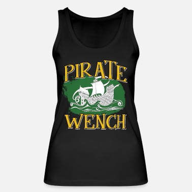 Piratenschiff Piratenschiff - Frauen Bio Tanktop
