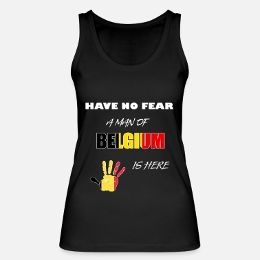 National belgienBelgien, Nationalfarben, National, National - Frauen Bio Tank Top von Stanley & Stella