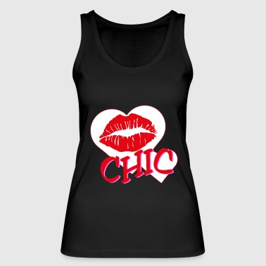 Chic - Women's Organic Tank Top by Stanley & Stella