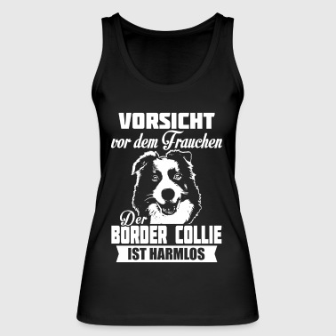 Border Collie - Women's Organic Tank Top by Stanley & Stella