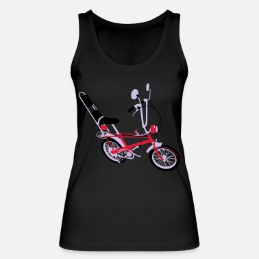 Raleigh Chopper Get to the chopper - Women's Organic Tank Top