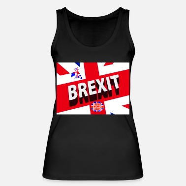 Leave Leave means leave - Women's Organic Tank Top