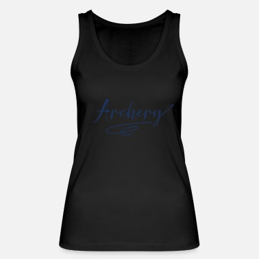 Arrow And Bow bow and arrow - Women's Organic Tank Top