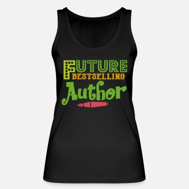 Best Selling Future Best Selling Author - Women's Organic Tank Top