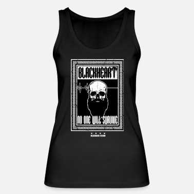 Wrestling blackheart - Women's Organic Tank Top