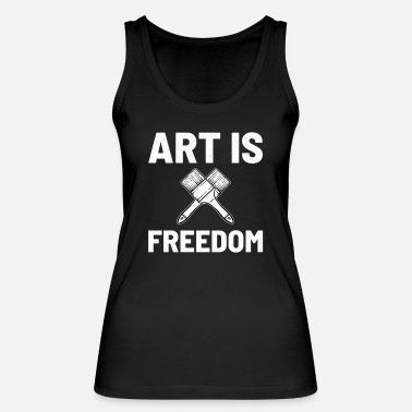 Artist Brush Artist Brush - Women's Organic Tank Top