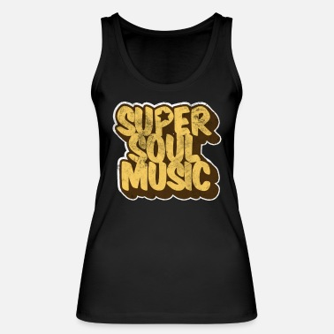 Black Music Soul Music Black Music Jazz - Women's Organic Tank Top
