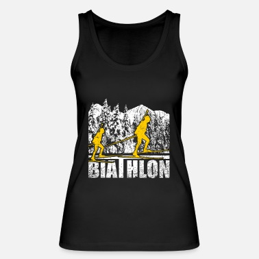 Pursuit Pursuit biathlon - Women's Organic Tank Top