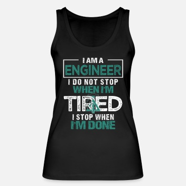 Engine Engineer or engineer - Women's Organic Tank Top