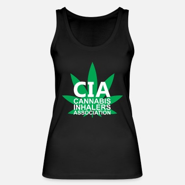 Association Cannabis Inhalers Association - Naisten tanktoppi