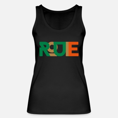 Route route - Women's Organic Tank Top
