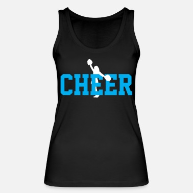 Cheerleader Vintage Cheerleader cheerleader - Canotta ecologica donna