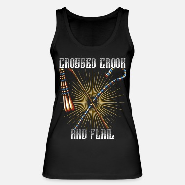 Crook Crook and flagellum - Women's Organic Tank Top