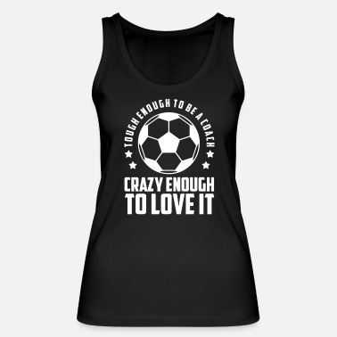 Tempest Football coach gift I footballer youth coach - Women's Organic Tank Top