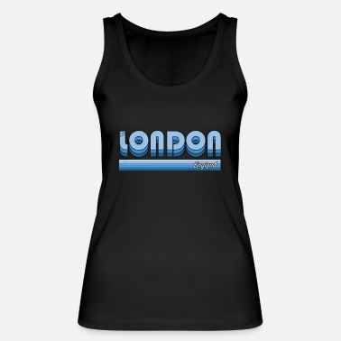 London London - Women's Organic Tank Top