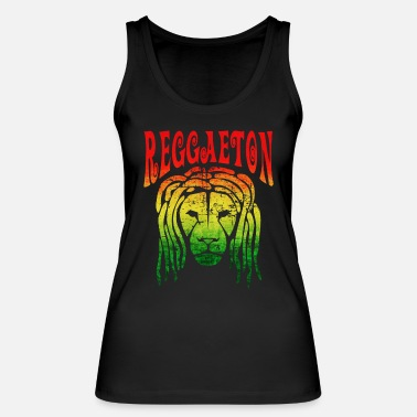 Graphic Art Reggaeton Graphic - Vrouwen bio tank top
