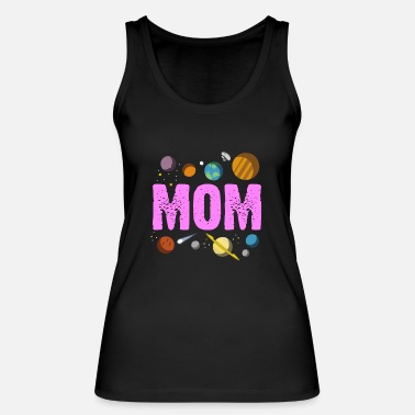 Mom Planet Pink - Women's Organic Tank Top