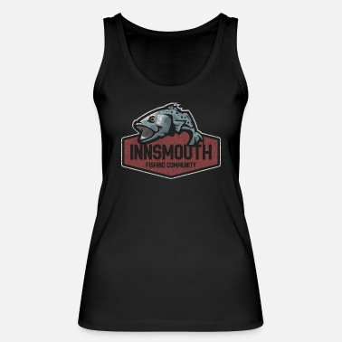 Innsmouth Fishing Community - Økologisk tanktop dame