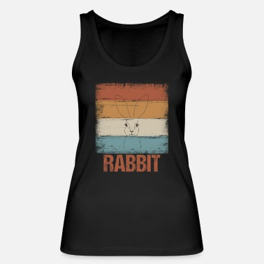 Rabbits Rabbit rabbit Rabbit - Women's Organic Tank Top