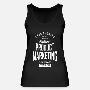 Production Year Gift for Product Marketing - Women's Organic Tank Top