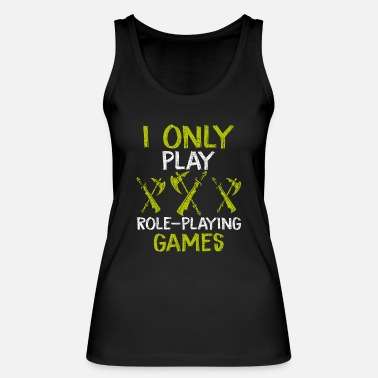 Role Playing Game role playing game - Women's Organic Tank Top