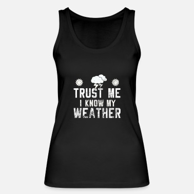 Weather Weather - Women's Organic Tank Top