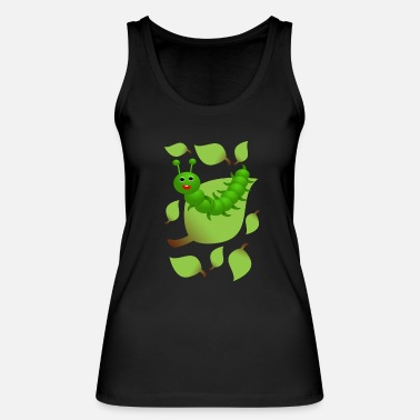 Caterpillar caterpillar - Women's Organic Tank Top