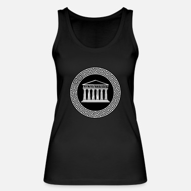 Ancient Ancient temple - Women's Organic Tank Top