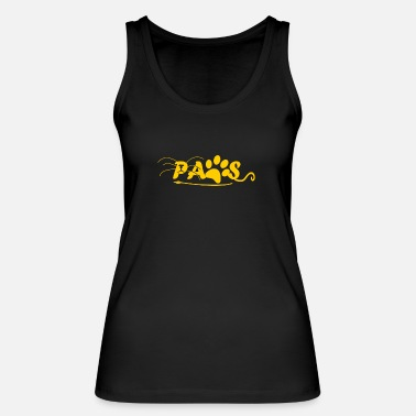 Paw Cats Paw Paw - Women's Organic Tank Top