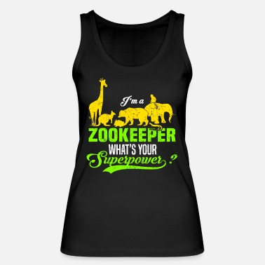Lover Animal keeper Animal keeper Animal lover - Women's Organic Tank Top