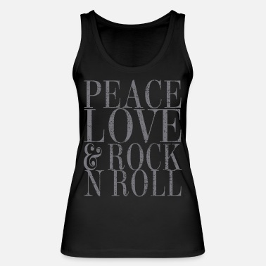 World?s Okayest Rock Band Womens Vest Tank Top