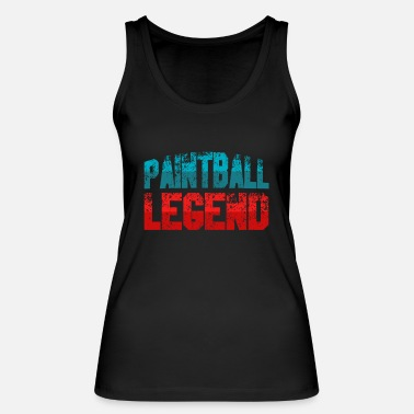 Paintball Paintball Legend Paintball Marker Paintball - Women's Organic Tank Top